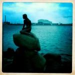 La petite sirène, Copenhague, Danemark