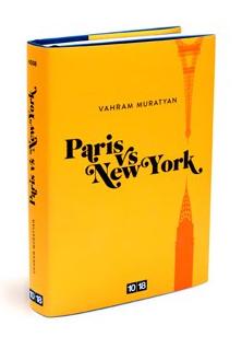 Paris-vs-New-york-livre-graphique