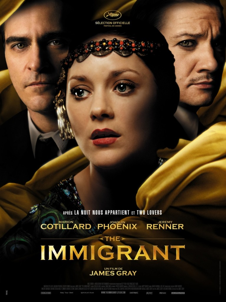 the-immigrant-affiche