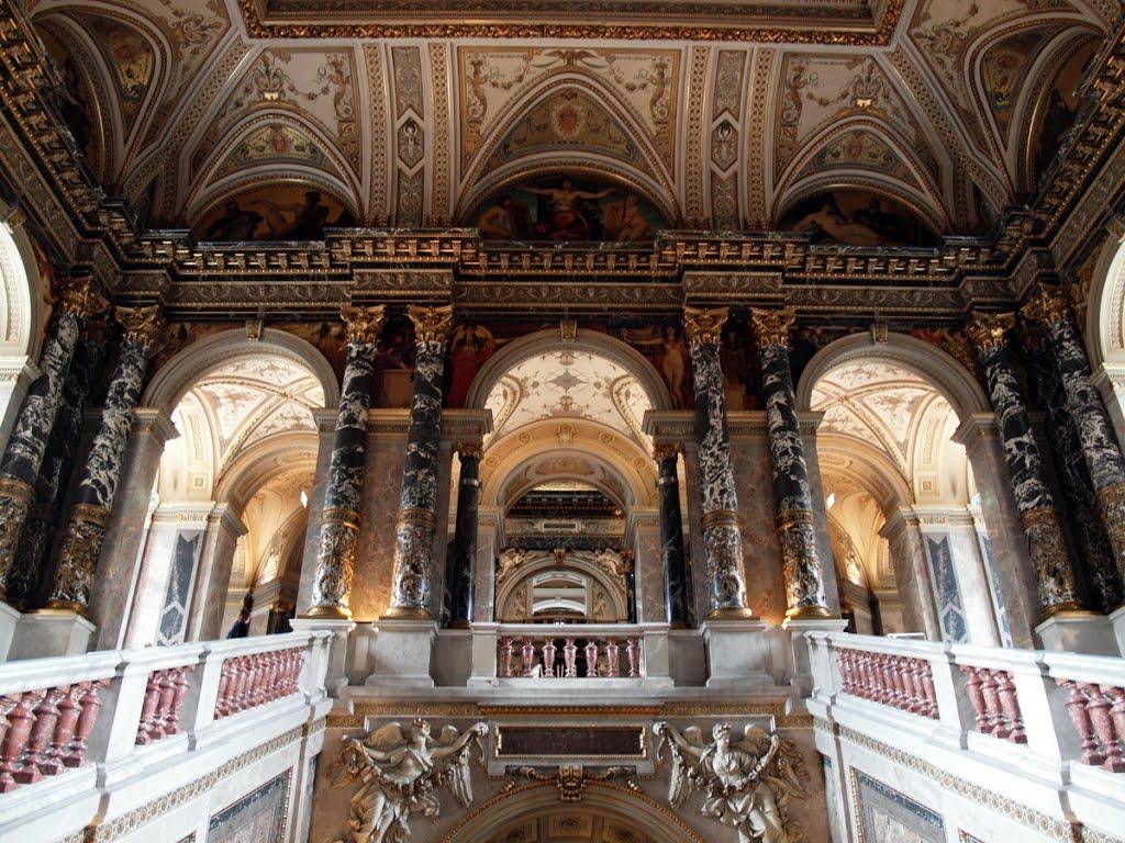 Kunsthistorisches Museum (Musée de l'histoire de l'art), Vienne